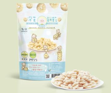 【Naturmi幸福米寶】泡芙餅乾(原味)