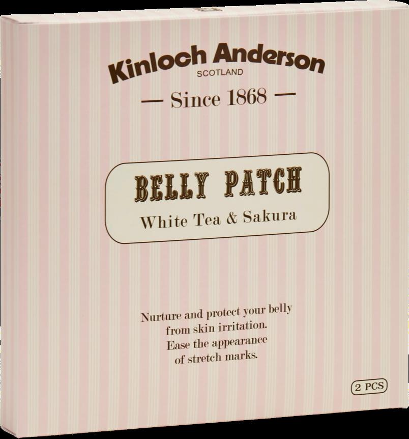 【英國 Kinloch Anderson】緊緻撫紋孕肚貼膜