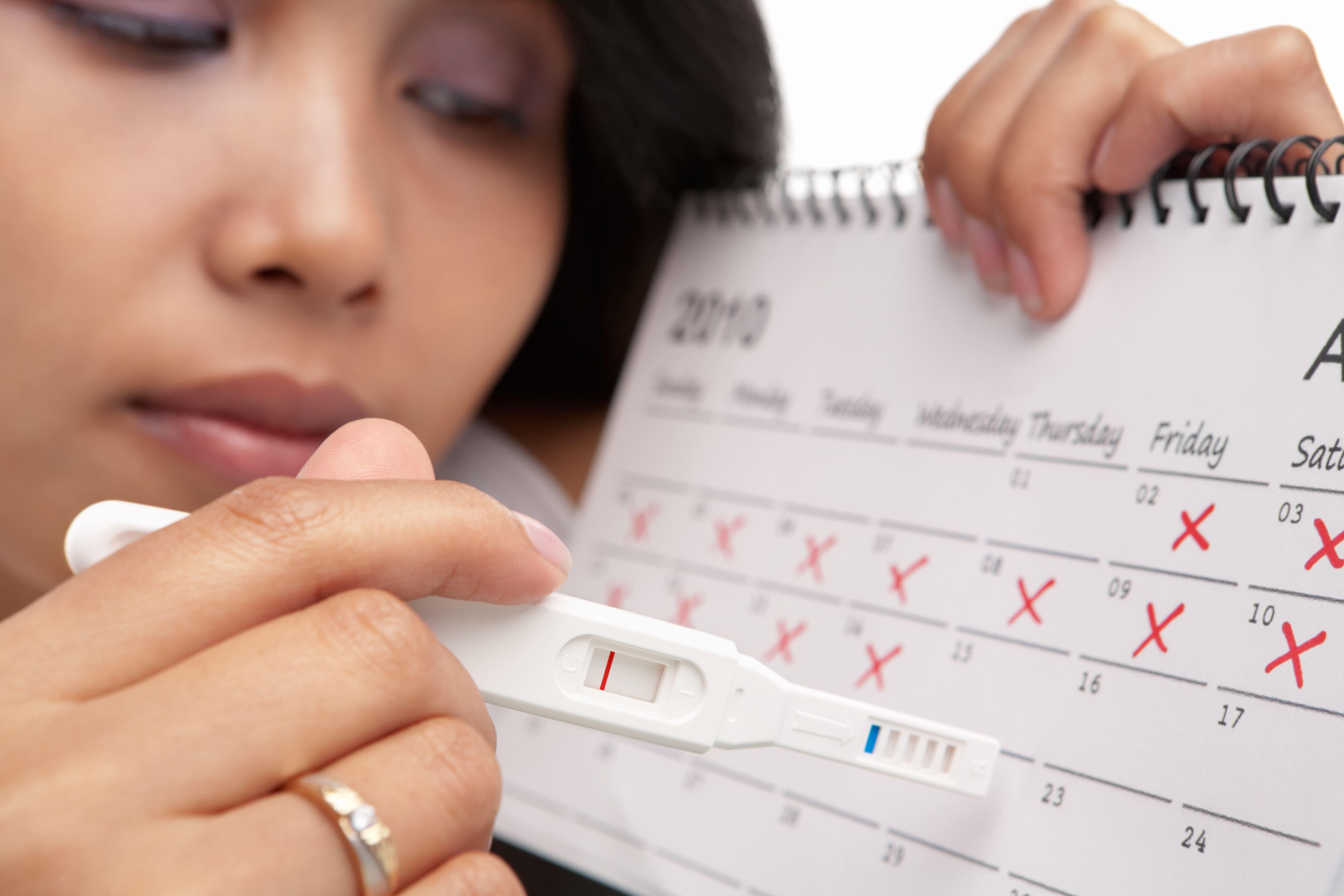 我懷孕了嗎?4種常見的驗孕方式