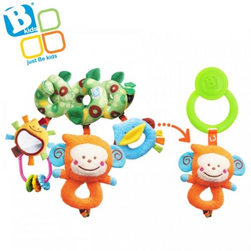 英國Bkids新好朋友3in1吊飾玩具