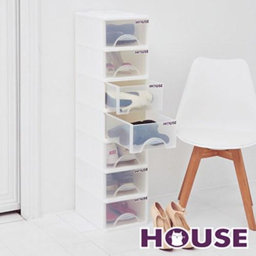 QB House 全家人七層鞋盒