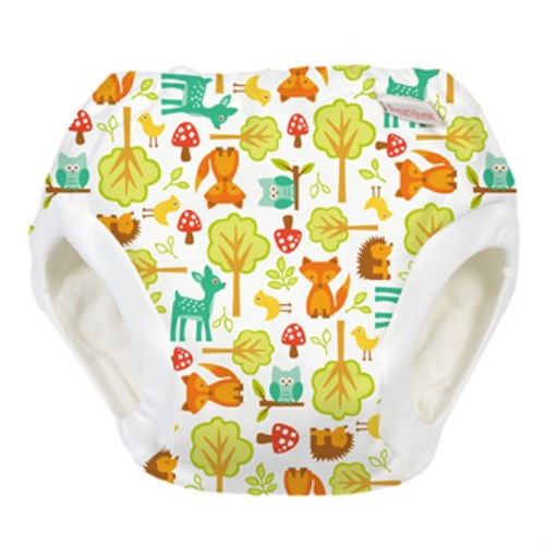 ImseVimse-有機棉幼兒如廁訓練褲(歡樂森林)