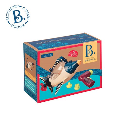 【B.Toys】熱帶魚潛水艇