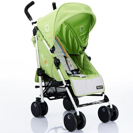 babyjogger x NJOY-Bebble新生兒雙向手推車- Green