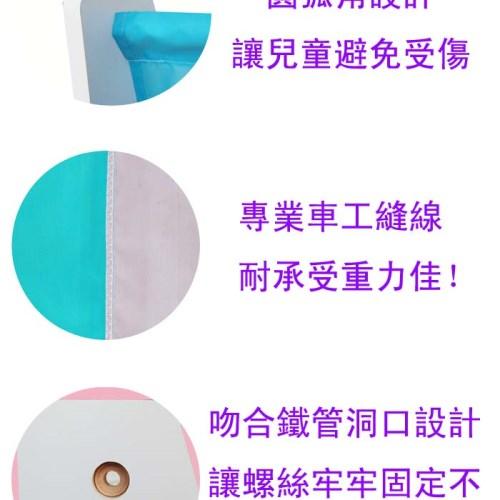 [DELSUN 5958] 兒童書報收納架 原色 雜誌收納 木製收納 DIY組合 台灣製造 安檢