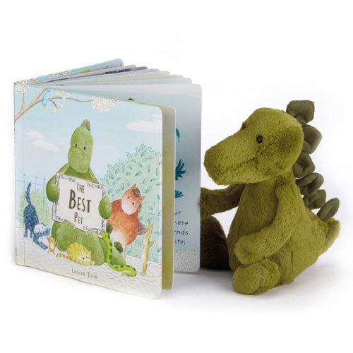 英國 JELLYCAT The Best Pet Book