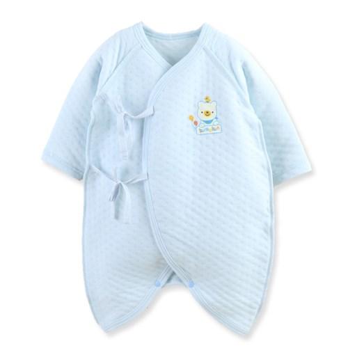 【日本熱銷秋冬必備】保暖連身長袖空氣棉蝴蝶衣(2件入)