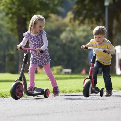 德國KETTLER幼童平衡學習滑板車-3款任選