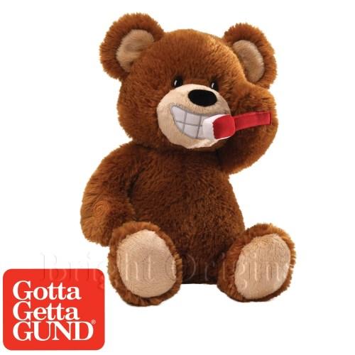 美國GUND 刷牙熊