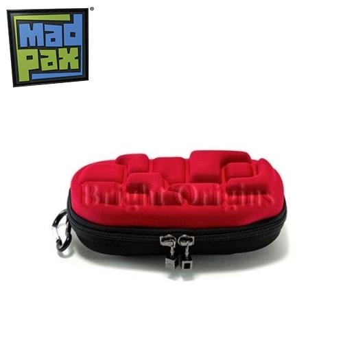 MadPax時尚造型鉛筆盒(紅色)