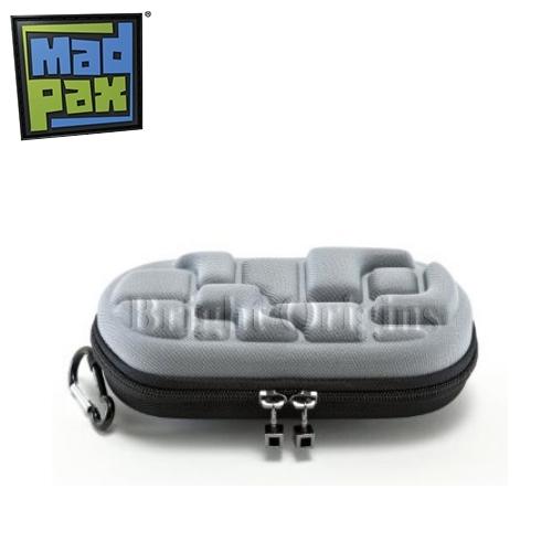 MadPax時尚造型鉛筆盒(灰色)