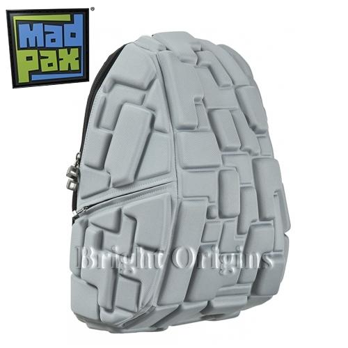 MadPax時尚造型包-積木包-大包(灰色)