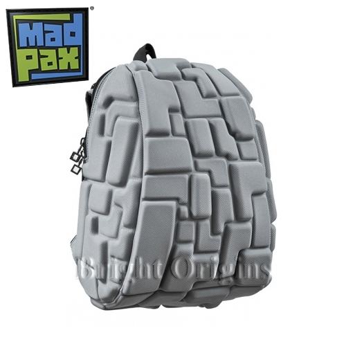MadPax時尚造型包-積木包-中包(灰色)