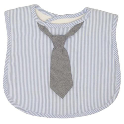 美國Frenchie MC嬰童圍兜 - 領帶圍兜(多色)
