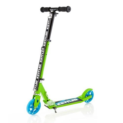 德國KETTLER-Zero 6 時尚親子滑板車-閃亮綠