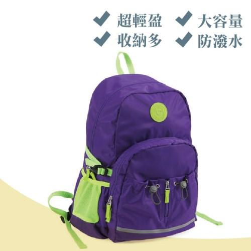 3件套★ 歐美allerbaby 撞色繽紛大容量減壓媽咪後背包  附有保冷袋、防尿墊 媽媽包特輯