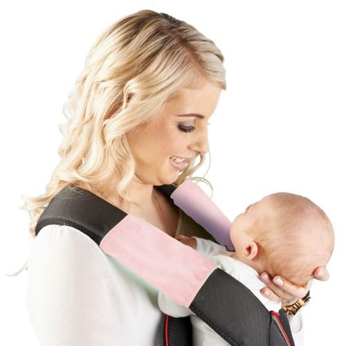 Mum 2 Mum機能型神奇口水墊-粉紅