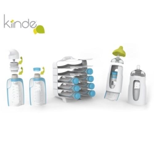 Kiinde -多功能母乳儲存袋新手組合包