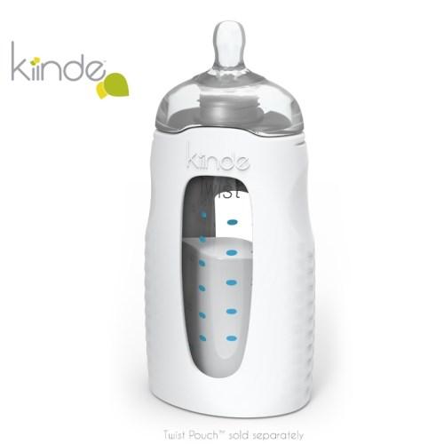 Kiinde - 奶瓶轉接殼 (附奶嘴與收納盒 二入)