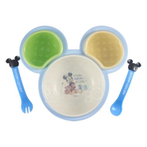 【SuperBO】米奇離乳食套餐組(綠)