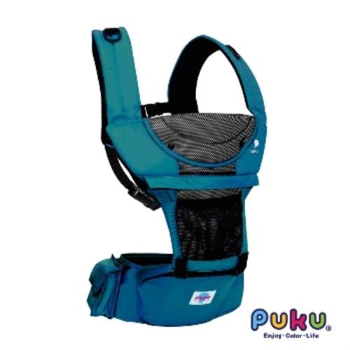PUKU 多功能腰凳揹巾-兩色可選