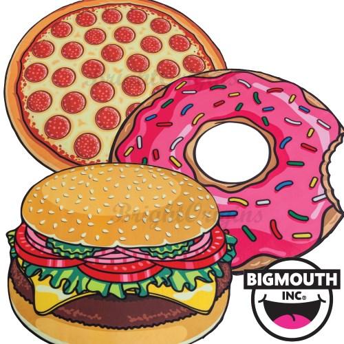 美國 Big Mouth 造型海灘毯 (共三款任選)