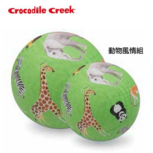 美國Crocodile Creek 兒童運動遊戲球-親子2入組(7