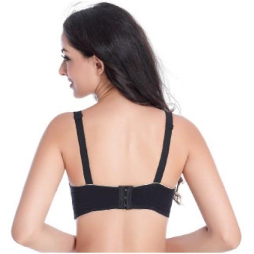 3入組 熱銷追加 風靡歐美調整型無痕哺乳內衣 (四色可選) 哺乳 胸罩 內衣特輯
