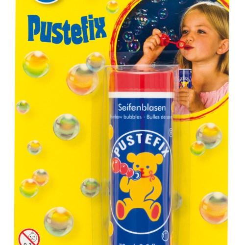 【德國 Pustefix 】 經典款魔力泡泡瓶~四入(每瓶70ML)