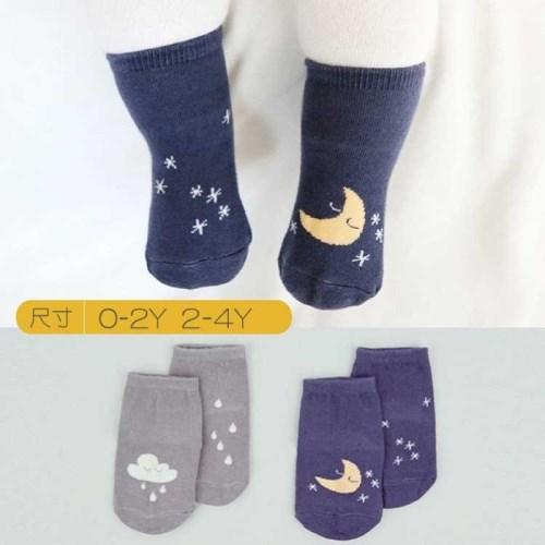 氣象 秋冬寶寶襪 嬰兒襪 新生兒襪 (0-2Y 2-4Y)