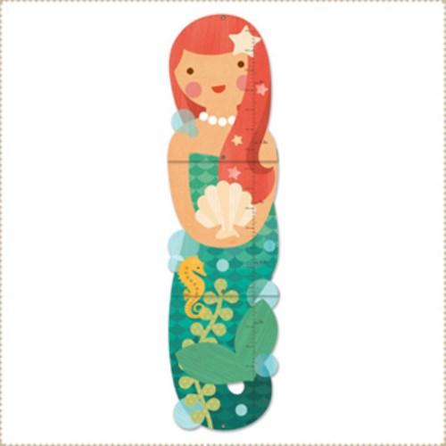 美國Petit Collage - 成長尺 - 小美人魚