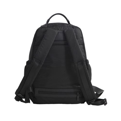 HanaBene花花班尼 經典極輕量-空氣包爸爸包後背大型 曜石黑