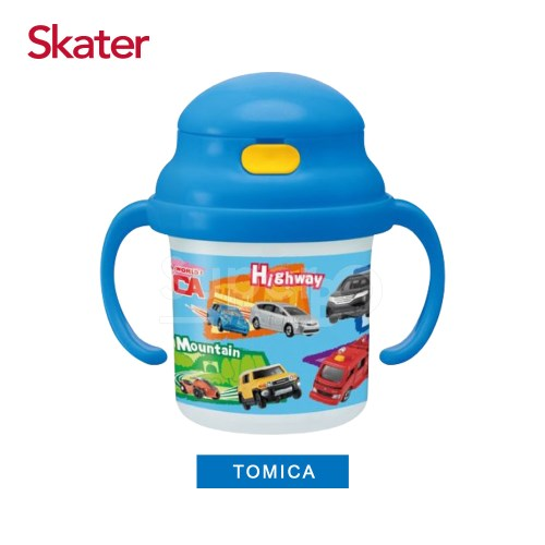 日本Skater吸管練習杯(230ml)-多款可選