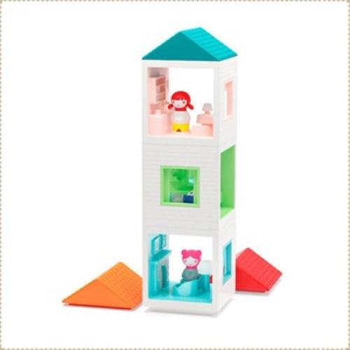 美國 Kid O嬰幼兒玩具-Myland聲光-娃娃屋-客廳