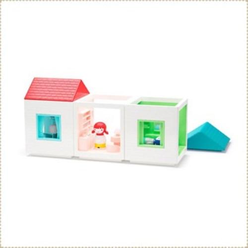 美國 Kid O嬰幼兒玩具-Myland聲光-娃娃屋-臥房