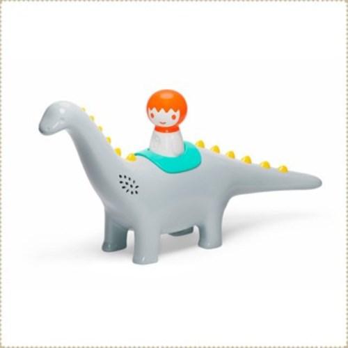 美國 Kid O嬰幼兒玩具-Myland聲光 - 探險恐龍