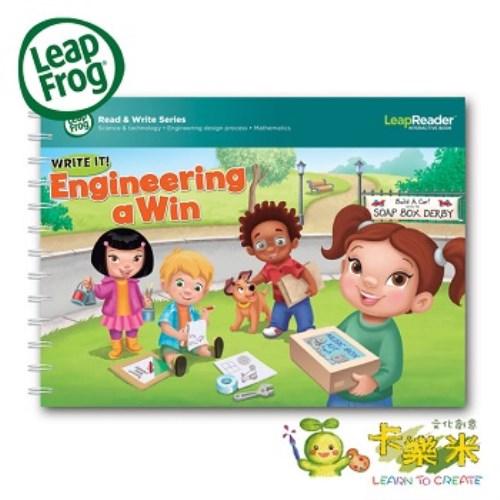 【LeapFrog】-全英電子閱讀筆套書-(科學與數學寫字練習冊)