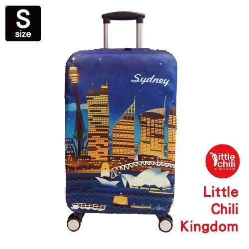 LittleChili行李箱套B003-雪梨 S
