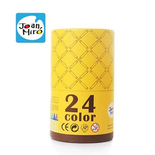 西班牙 JoanMiro 可水洗蠟筆(24色)