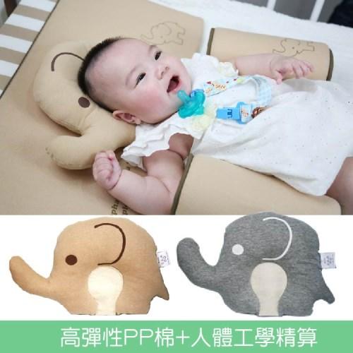 臺灣總代理正貨Sandexica 新生兒三件套超值組(定型枕+防側翻枕+防溢奶枕)-多款可選