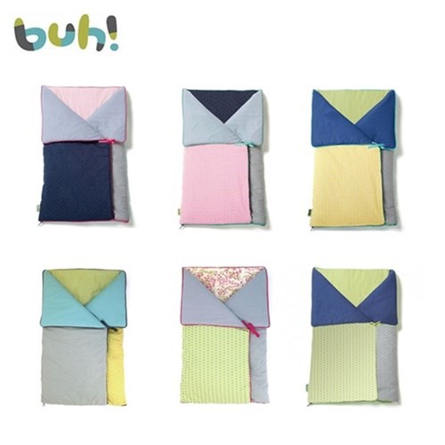 【西班牙 BUHKIDS】可攜式嬰兒睡袋 (共 6 色)