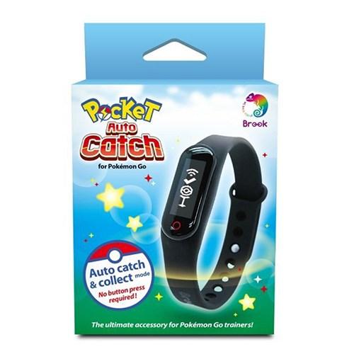 精靈寶可夢自動抓寶手環 抓寶 POKEMON GO PLUS+贈錶帶一只(顏色隨機出貨)