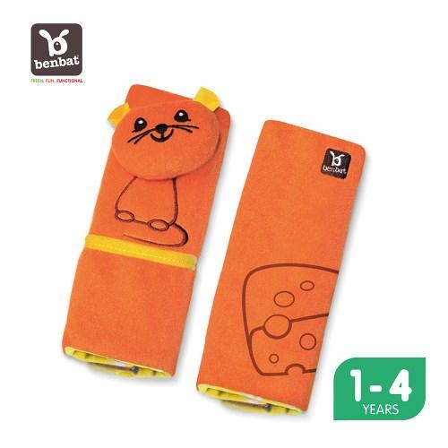 Benbat 安全帶護套 1-4歲(小老鼠)