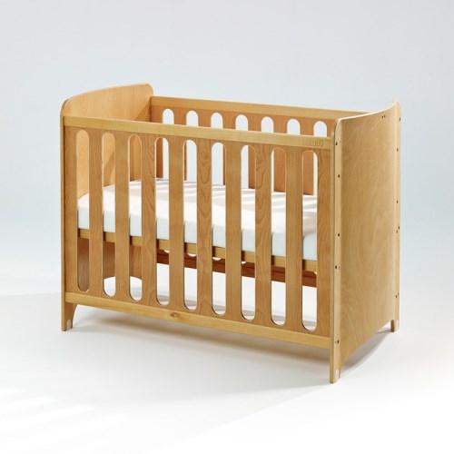 Bendi i-Lu Wood 櫸木多功能中床 (標配) 嬰兒床
