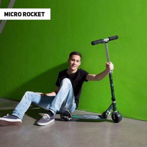 瑞士 Micro Rocket 二輪滑板車 ( 胖胖輪 )