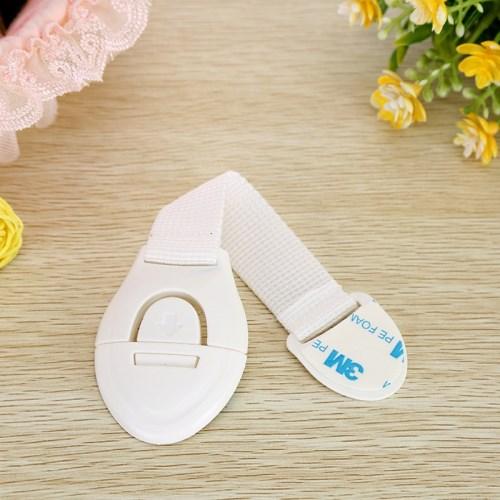 【20入】3M膠兒童安全鎖 兒童安全扣 防護鎖 櫥櫃 多功能安全鎖 居家安全 寶寶安全鎖