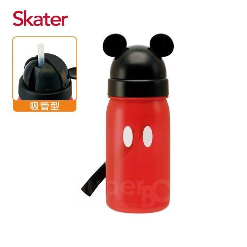 Skater造型吸管水壺(350ml)