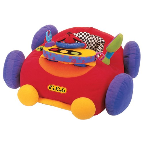 【K's Kids奇智奇思】寶寶的大賽車 Jumbo Go Go Go