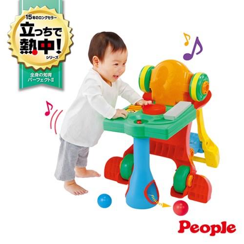 【日本People】新5合1變身學步車►13種以上 聲效+對話!