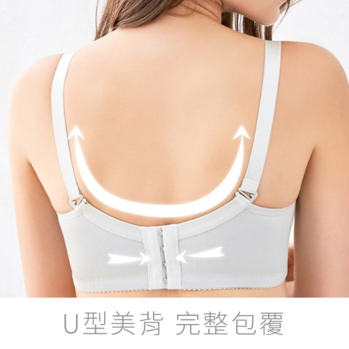 3D純棉前扣哺乳內衣 孕婦內衣 高彈力 透氣 孕婦胸罩  哺乳衣(M~XXL)